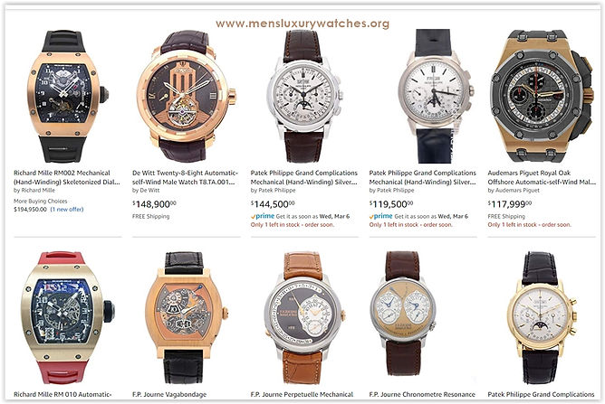 Certified Pre-Owned Gold Watches