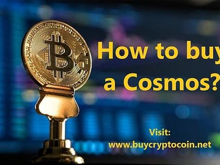 How to buy a Cosmos Atom Coin?