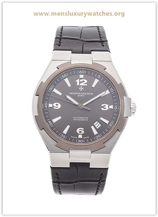 Vacheron Constantin Overseas Mechanical (Automatic) GreyCharcoal Dial Men's Watch