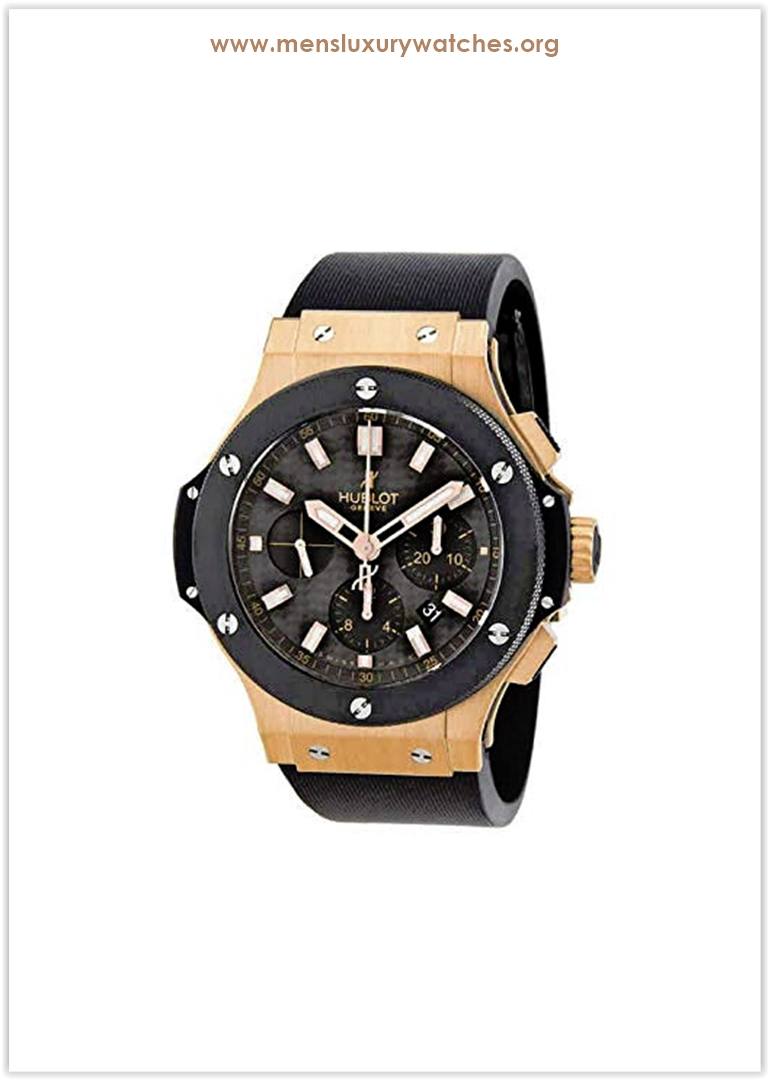 Hublot Big Bang Gold Ceramic Men's Autom