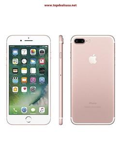 Apple iPhone 7 Plus, GSM Unlocked, 128GB