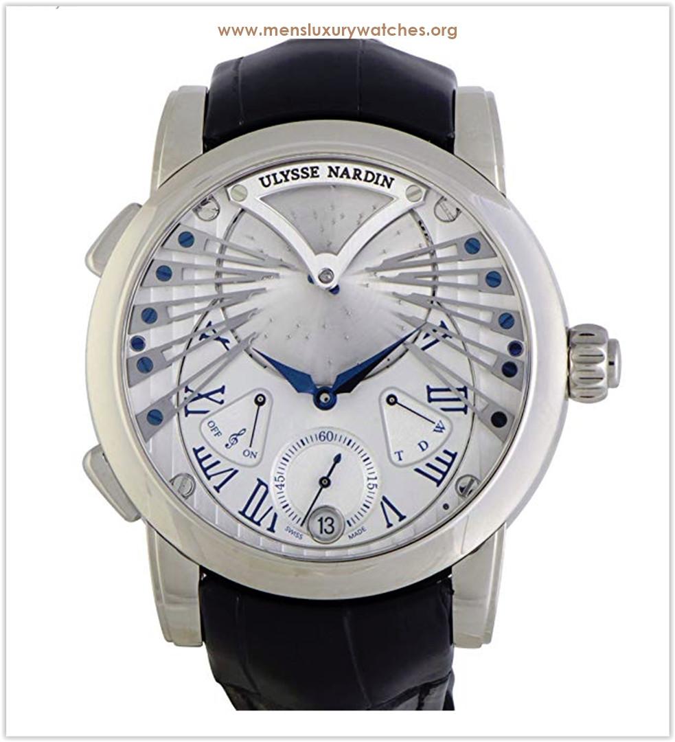 Ulysse Nardin Stranger Men's Watch the best price