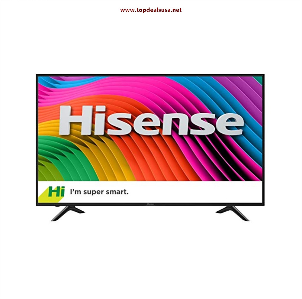 Hisense 43 4K HDR Smart TV best buy