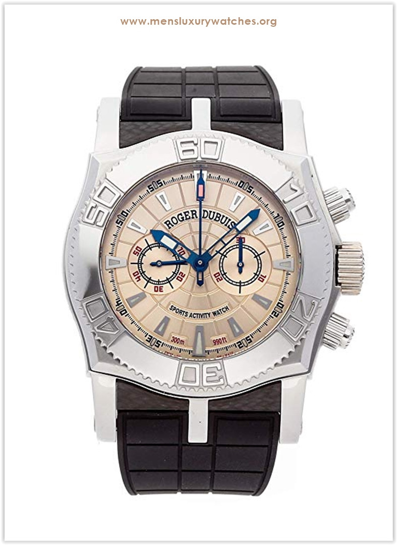 Roger Dubuis Easy Diver Mechanical (Hand-Winding) Copper Dial Men's Watch Price