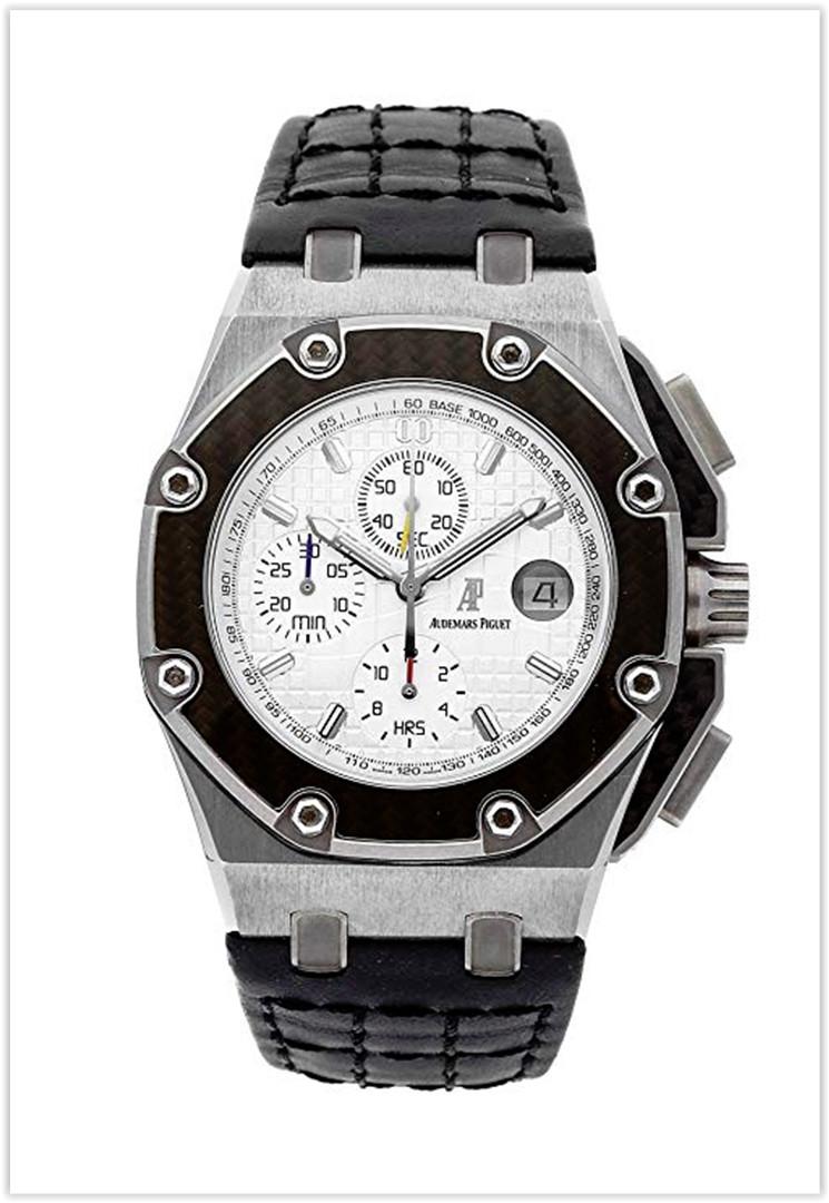 Audemars Piguet Royal Oak Offshore Mechanical (Automatic) Silver Dial Men's Watch Best Price