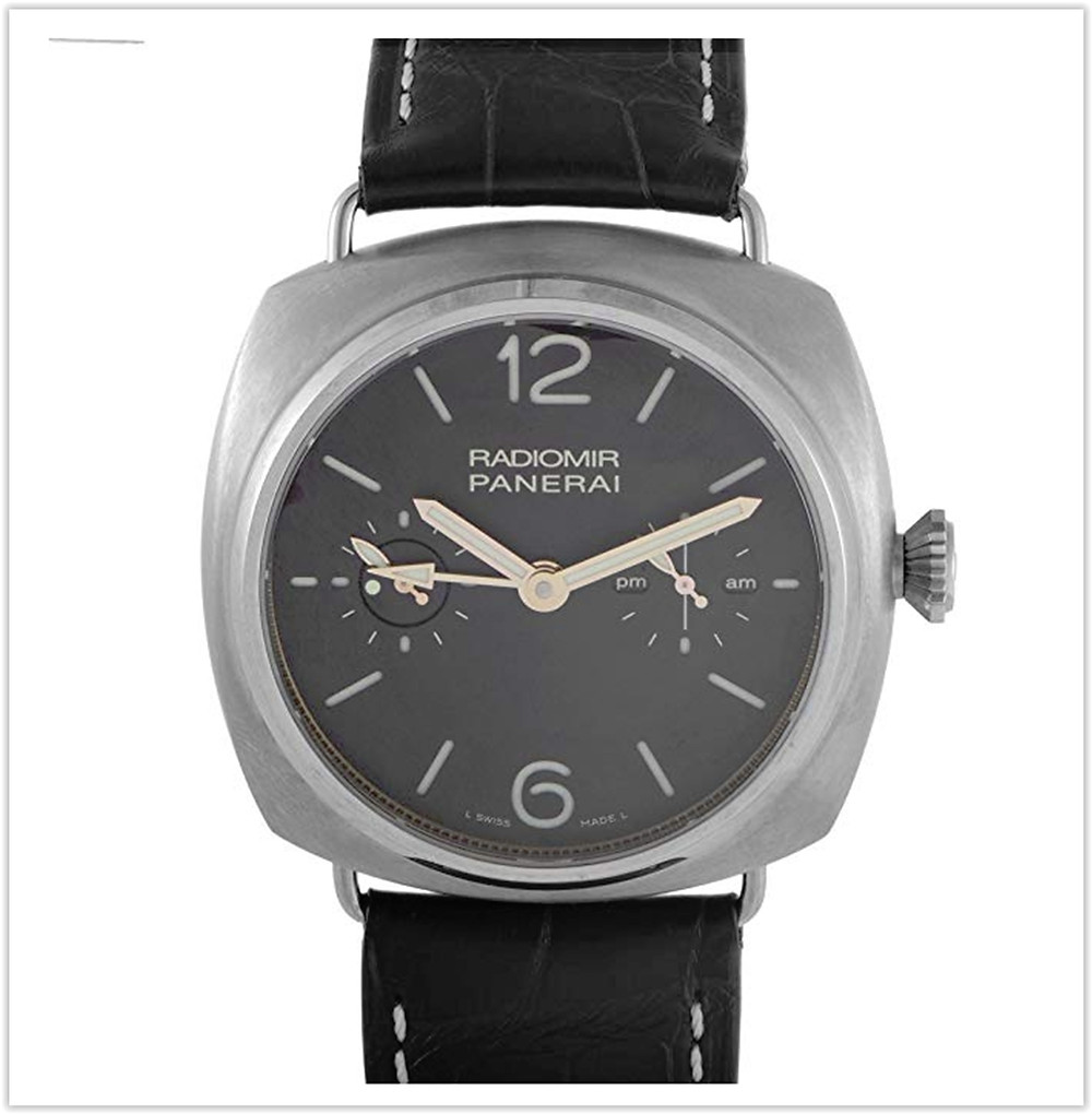 Officine Panerai Radiomir Tourbillon GMT Titanio