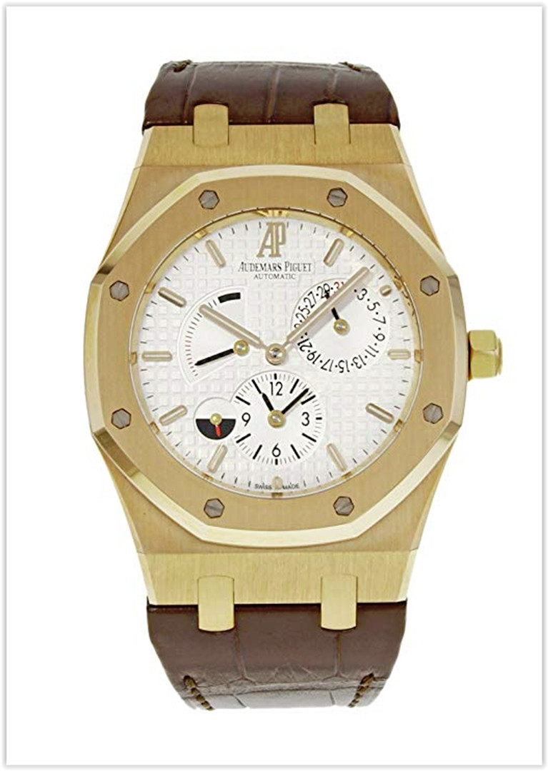 Audemars Piguet Royal Oak Power Reserve Men's Watch Price