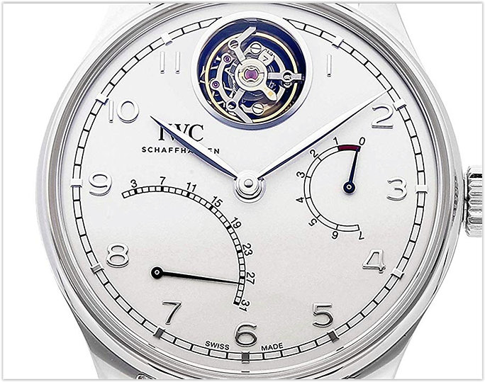 IWC Portugieser Mechanical Silver Dial