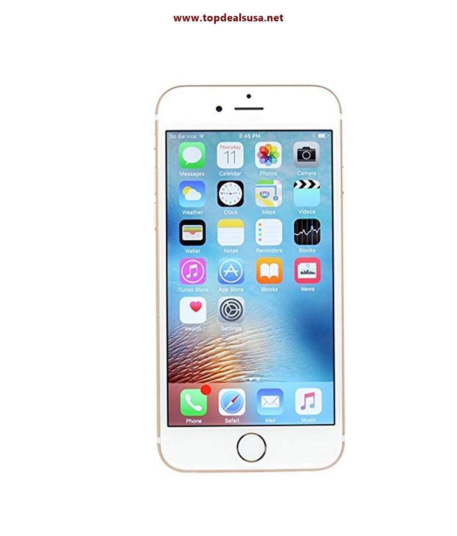 Apple iPhone 6s Plus 64GB Unlocked GSM 4G LTE Dual-Core Phone - Gold