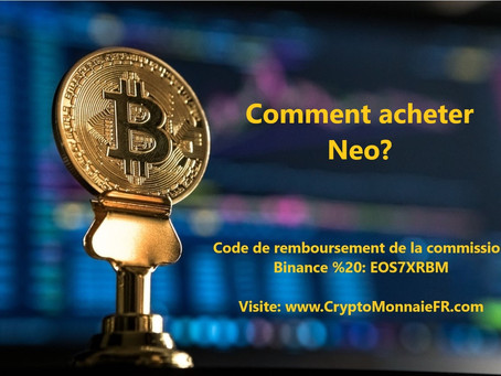 Comment acheter Neo coin?