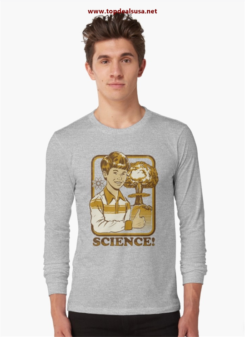 Science! Long Sleeve T-Shirt best buy