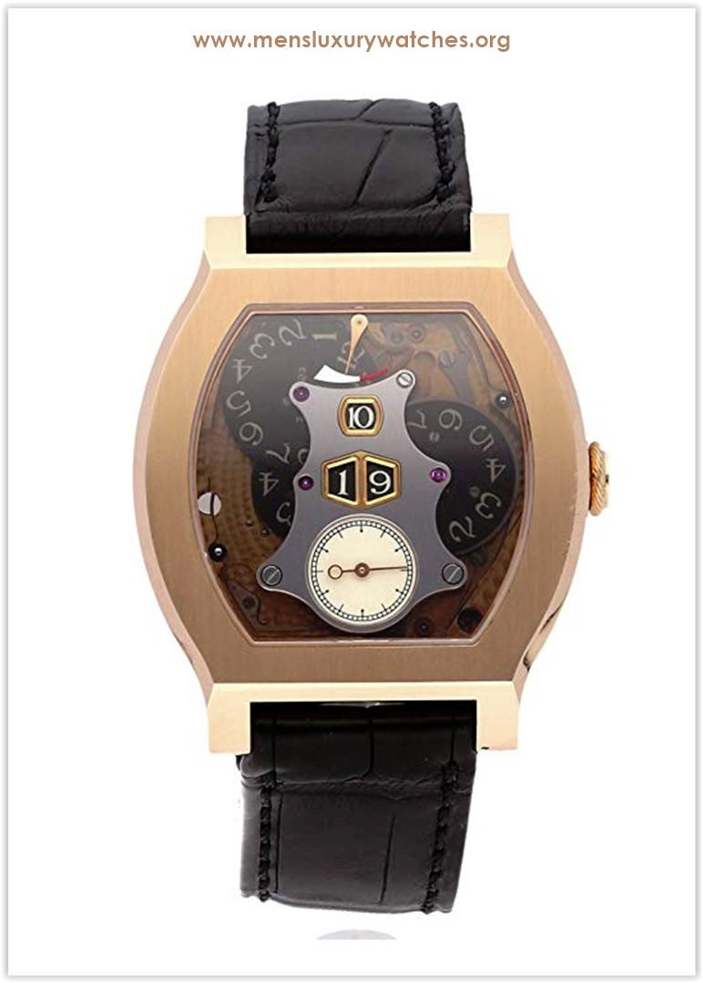 F.P. Journe Vagabondage Mechanical (Hand-Winding) Skeletonized Dial Men's Watch Vagabondage II Price
