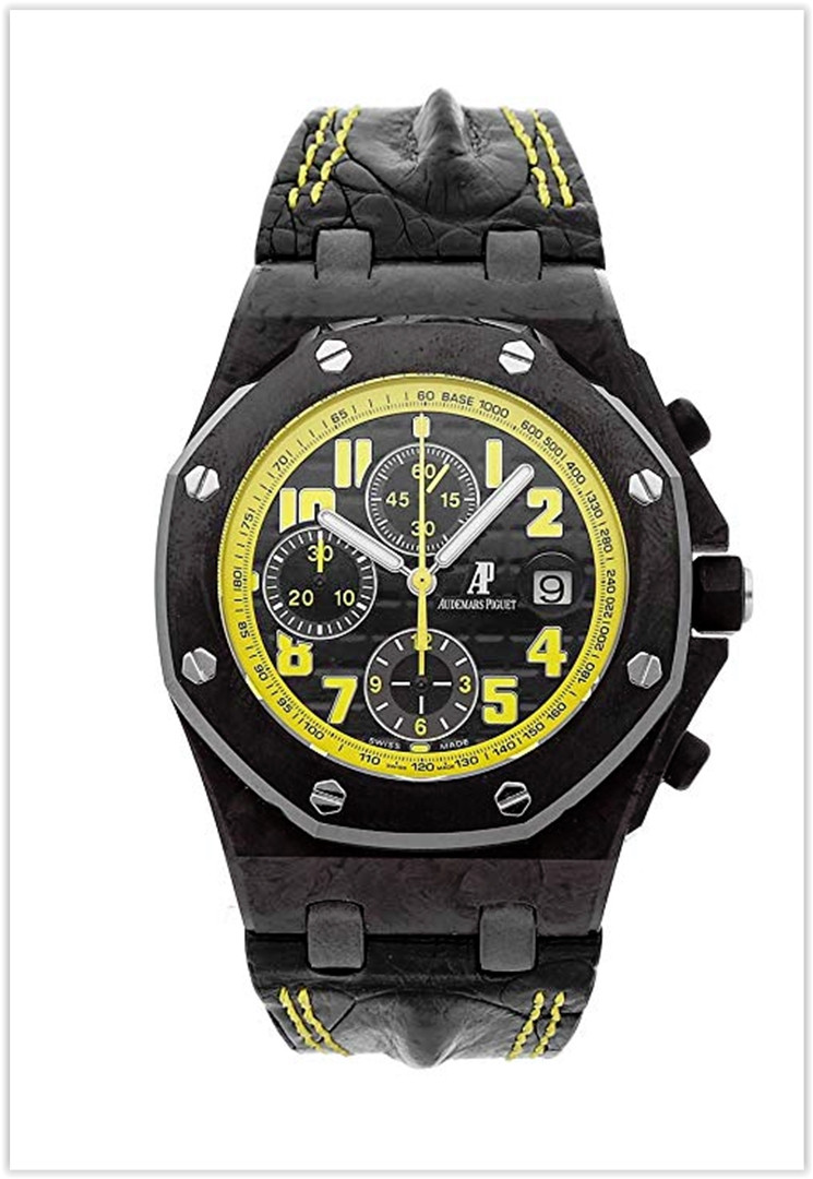 Audemars Piguet Royal Oak Offshore Mechanical (Automatic) Black Dial Men's Watch Price