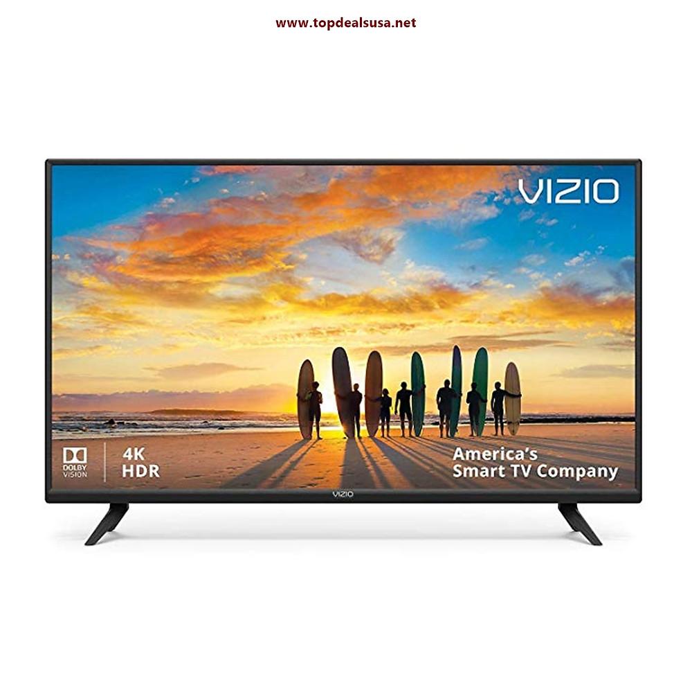 Vizio 40 Class (39.5 Diag.) 4K HDR Smart TV best buy