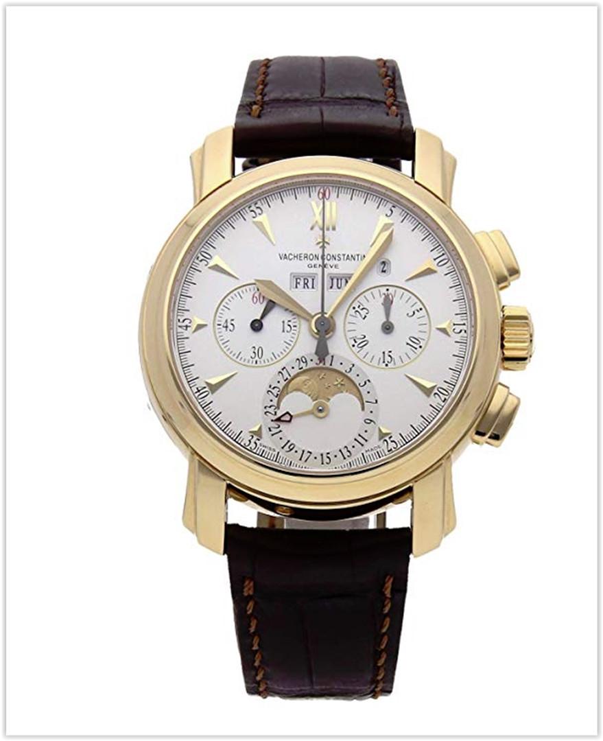 Vacheron Constantin Malte Malte Chronograph Perpetual Calendar Men's Watch best price