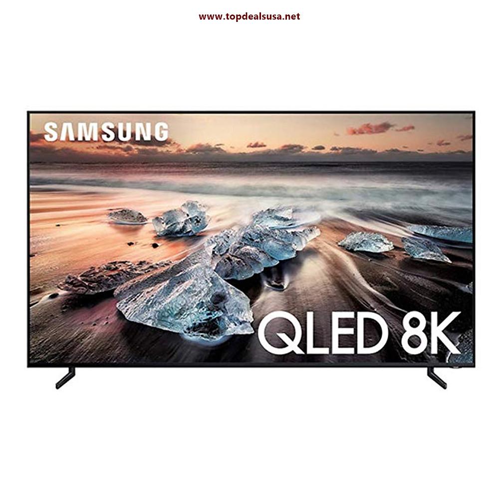 Samsung QN75Q900RB 75 Q900 QLED Smart 8K UHD TV best buy