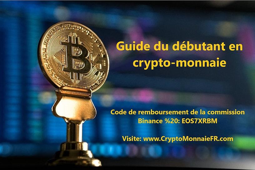 Guide du débutant en crypto-monnaie