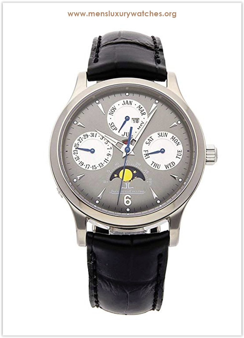 Jaeger-LeCoultre Master Mechanical (Automatic) Grey Dial Men's Watch Q149347A Price