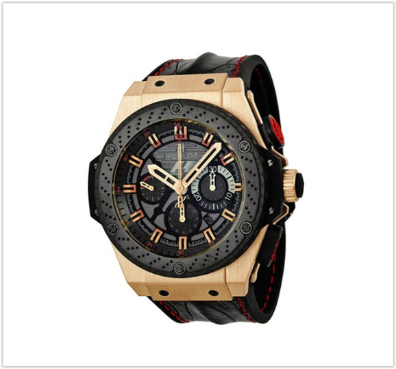 Hublot King Power F1 Men's Chrono Rose