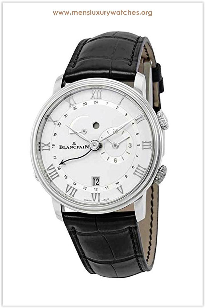 Blancpain Villeret Reveil GMT Automatic Men's Watch Price