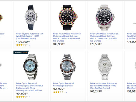 Best Rolex luxury watches for men