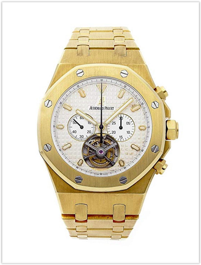 Audemars Piguet Royal Oak Mechanical (Hand-Winding) Silver Dial Men's Watch price
