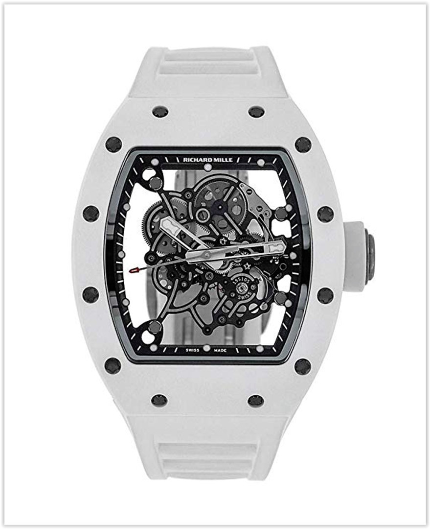 Richard Mille RM 055 Automatic-self-Wind Male Watch RM055 (Certified Pre-Owned) best price