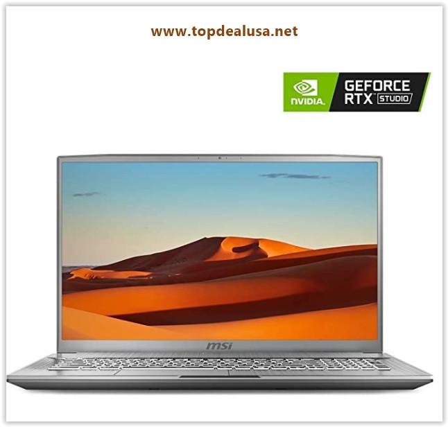 MSI Creator 17M 17.3 120Hz FHD Creator Laptop Intel Core i7-9750H GTX1660Ti 16GB 512GB NVMe SSD Win10