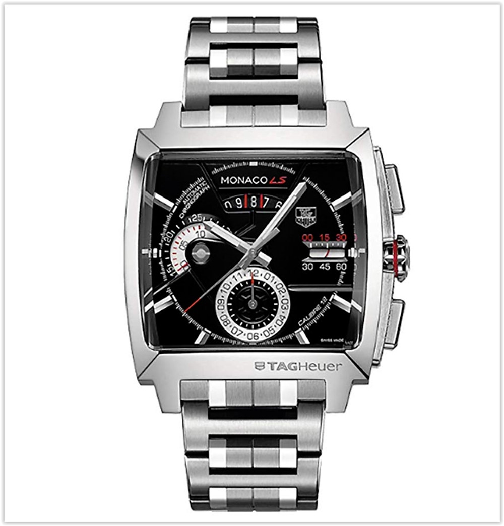 TAG Heuer Monaco LS Chronograph Mens Watch best price