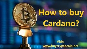 How to buy Cardano?