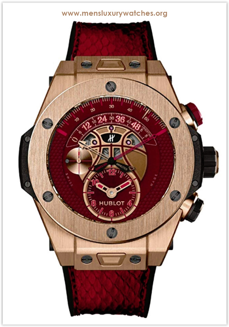Hublot Kobe Bryant Limited Edition Unico 18ct Rose Gold Men's Watch Price