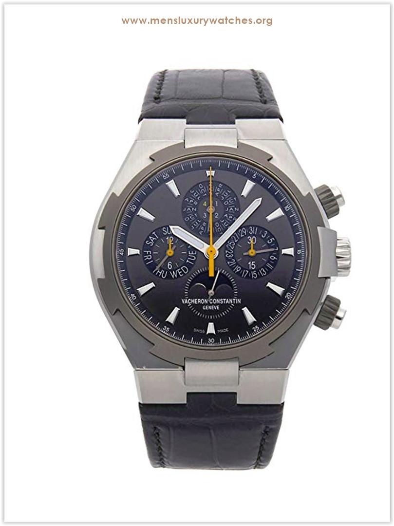 Vacheron Constantin Overseas Mechanical GreyCharcoal Dial Men's Watch