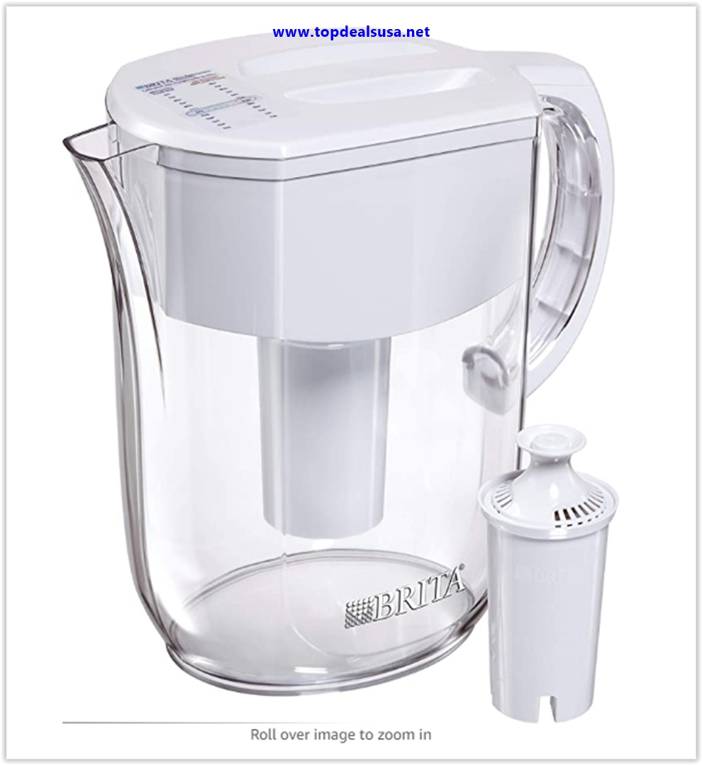 Best Buy Brita Everyday Water Pitcher with Filters