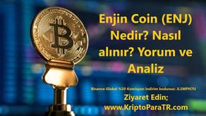 Enjin Coin (ENJ) Nedir? Nasıl alınır? Yorum ve Analiz