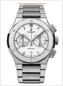 Hublot Classic Fusion Chronograph 45MM M