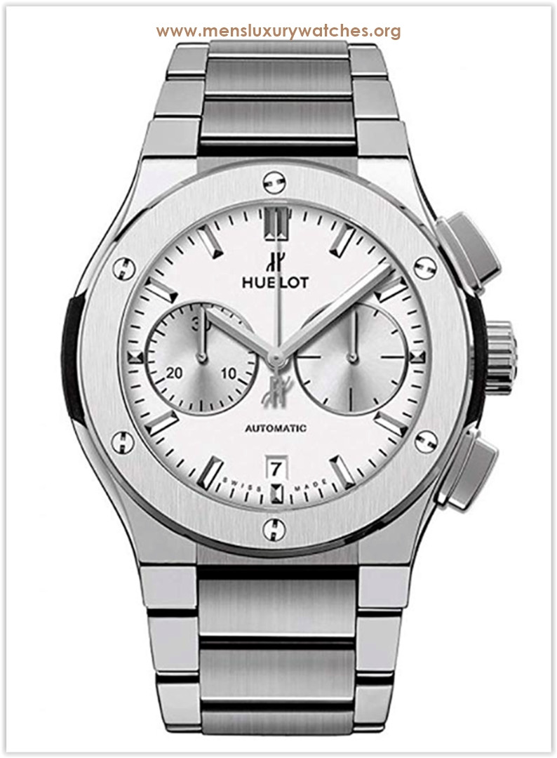Hublot Classic Fusion Chronograph 45MM Men's Watch Price