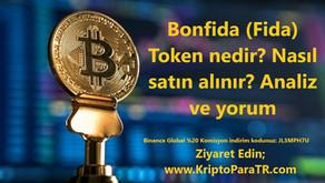 Bonfida (Fida) Token nedir? Nasıl satın alınır? Analiz ve yorum Binance Yeni Listeleme