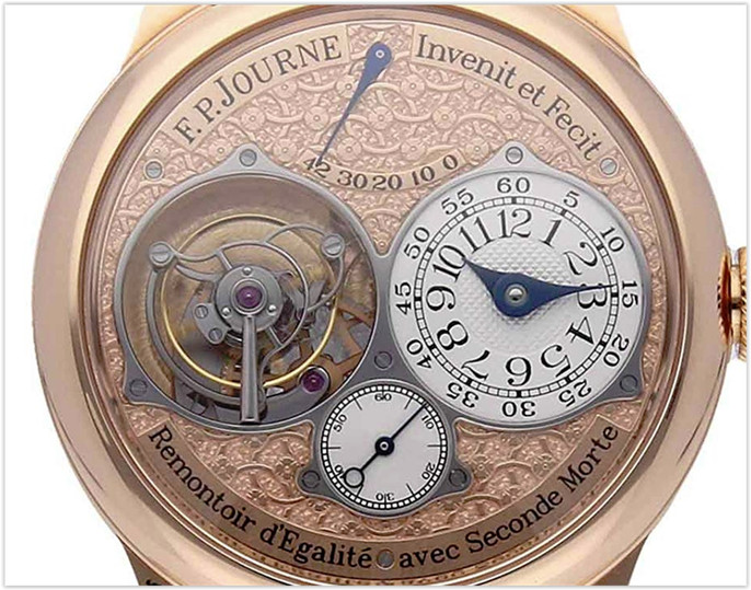 F.P. Journe Souverain Mechanical Rose