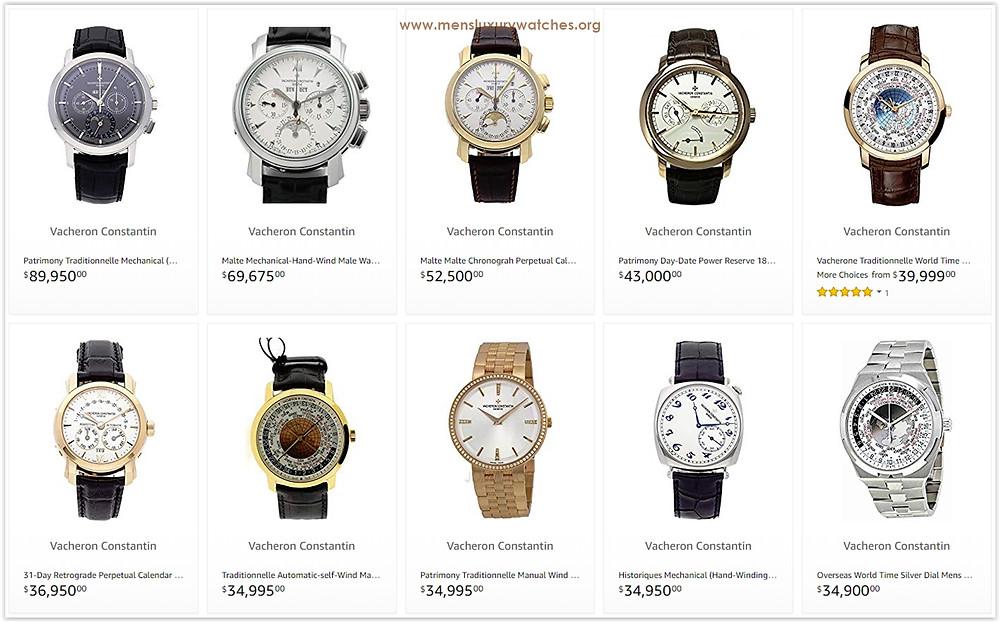 Vacheron Constantin online store