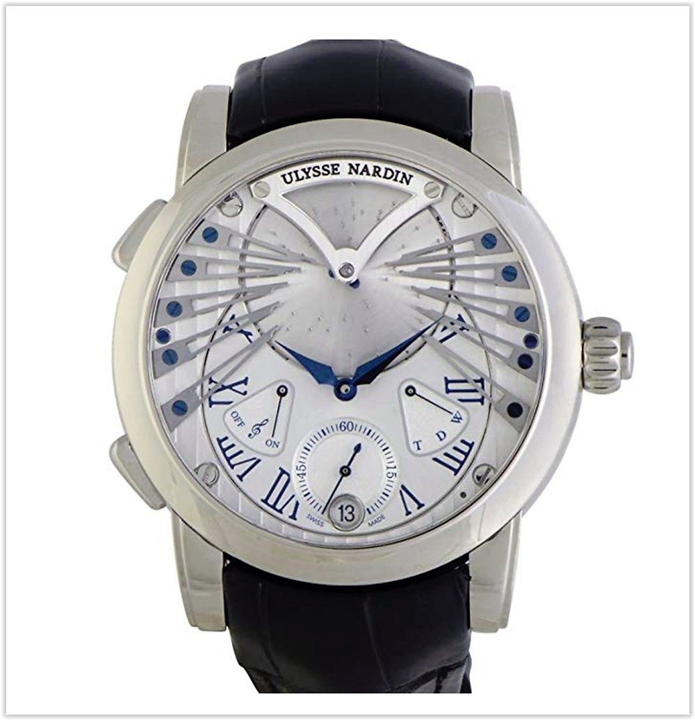 Ulysse Nardin Automatic-self-Wind Male Watch