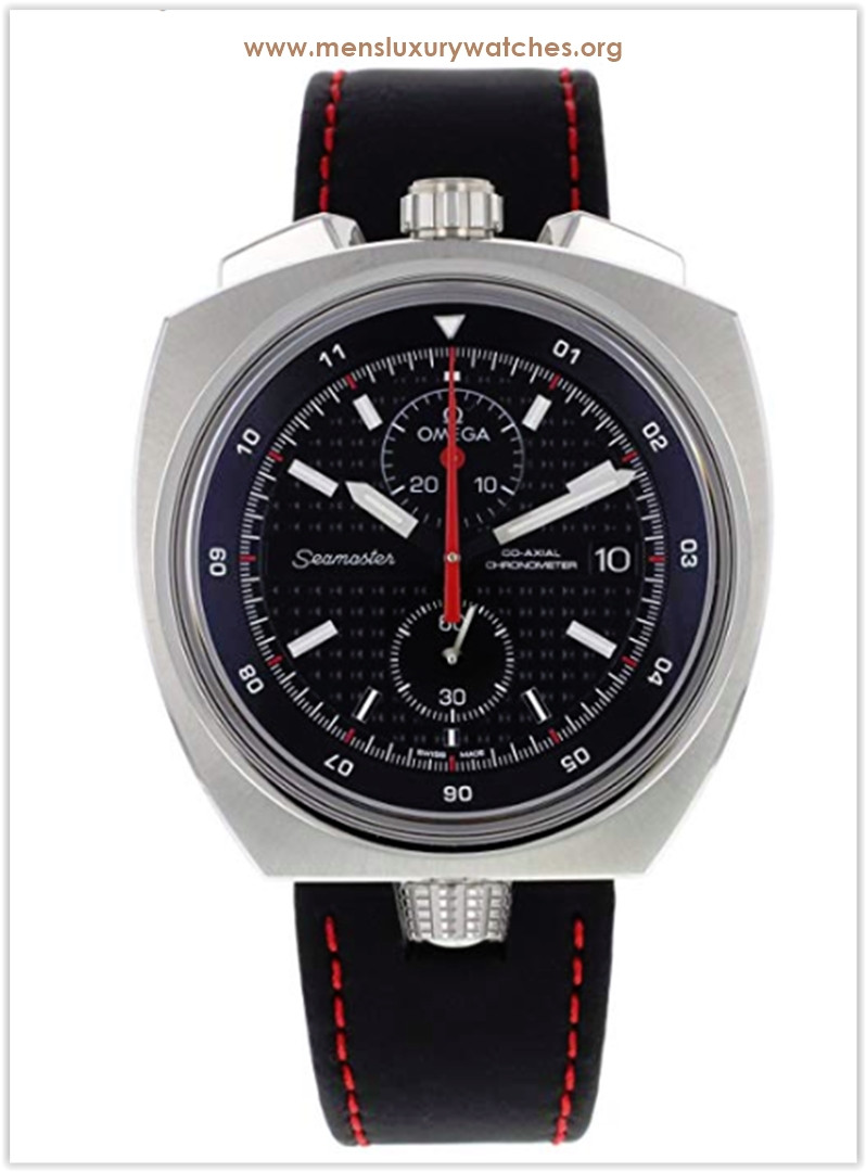 Omega Seamaster Bullhead Co-Axial Chronograph Men's Watch Price