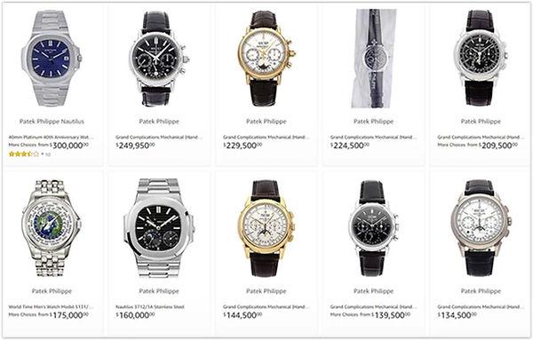 New Patek Philippe Watches