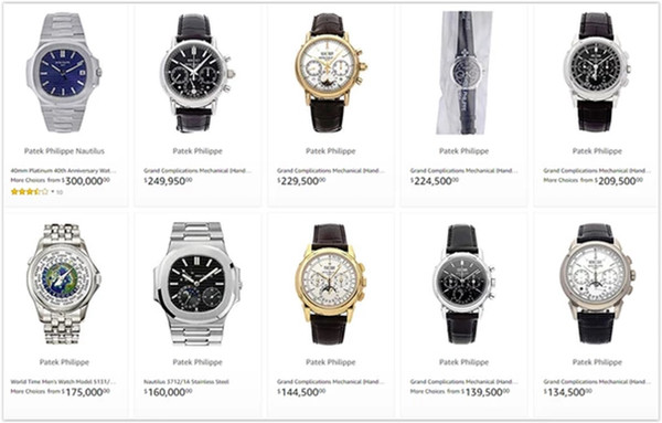 New Patek Philippe Watches.JPG