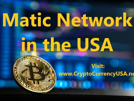 Matic Network in the USA