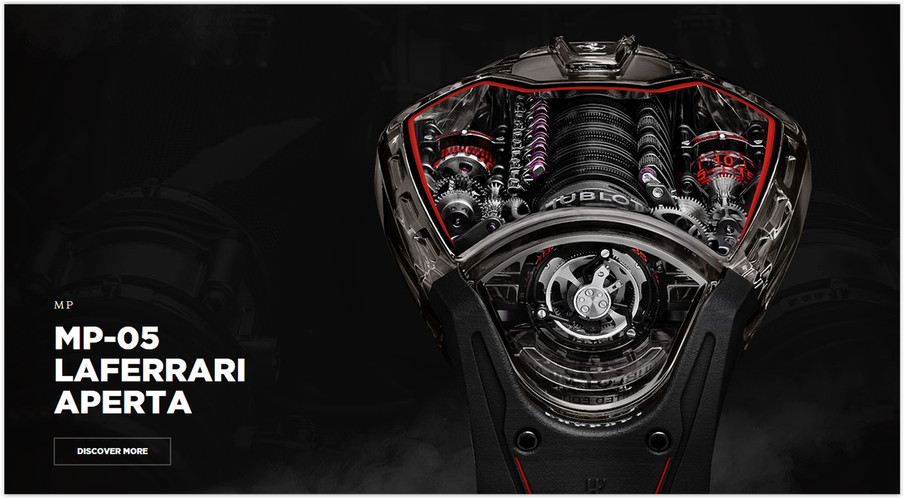 The Hublot Online Watch Store