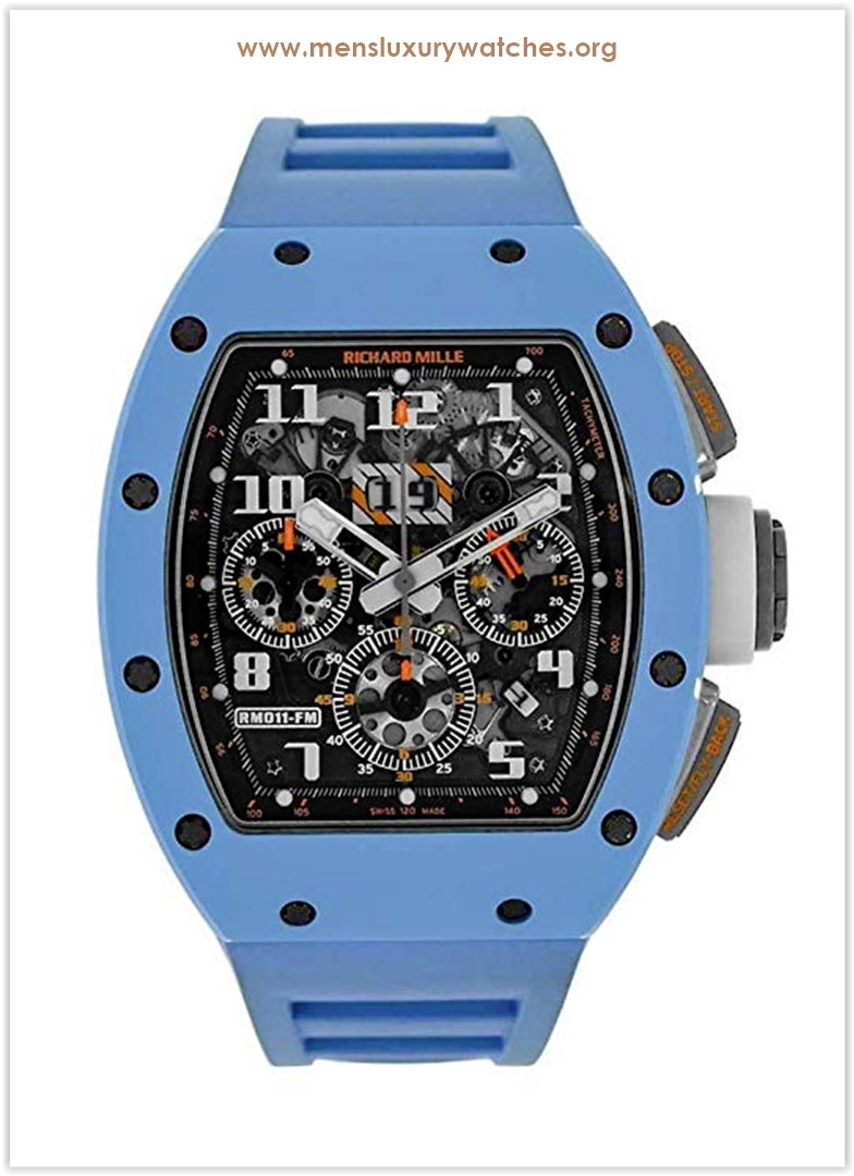 Richard Mille RM 011 Automatic-self-Wind Men's Watch the best price