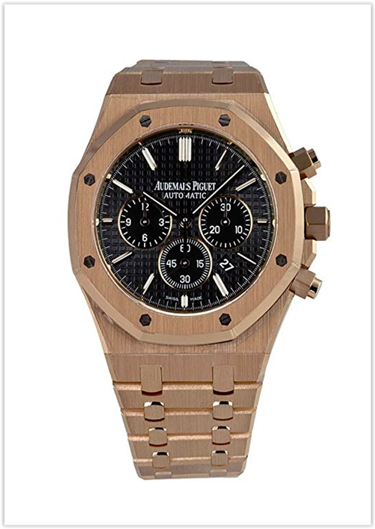 Audemars Piguet Royal Oak 41mm Chronograph Rose Gold Men's Watch price