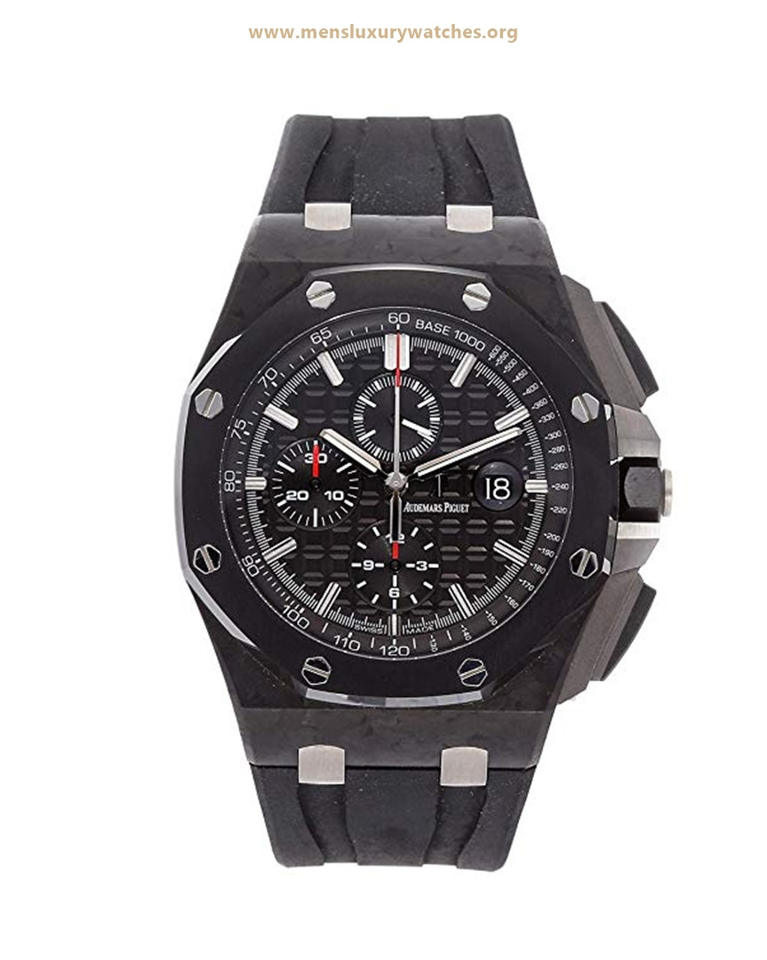Audemars Piguet Royal Oak Offshore Mechanical (Automatic) Black Dial Men's Watch Price
