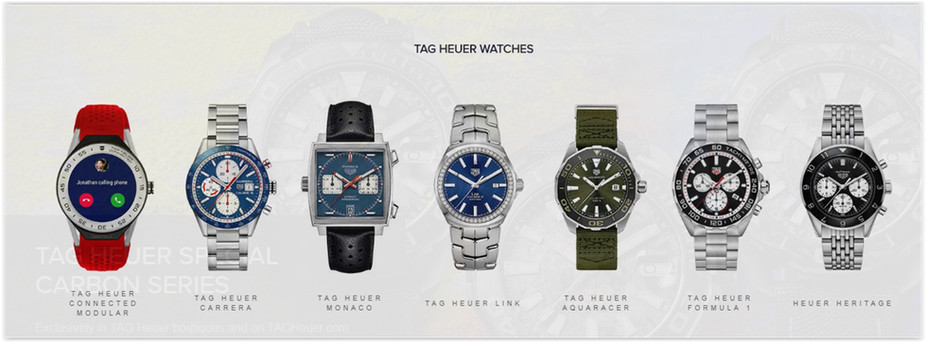 Online TAG Heuer Watch Store