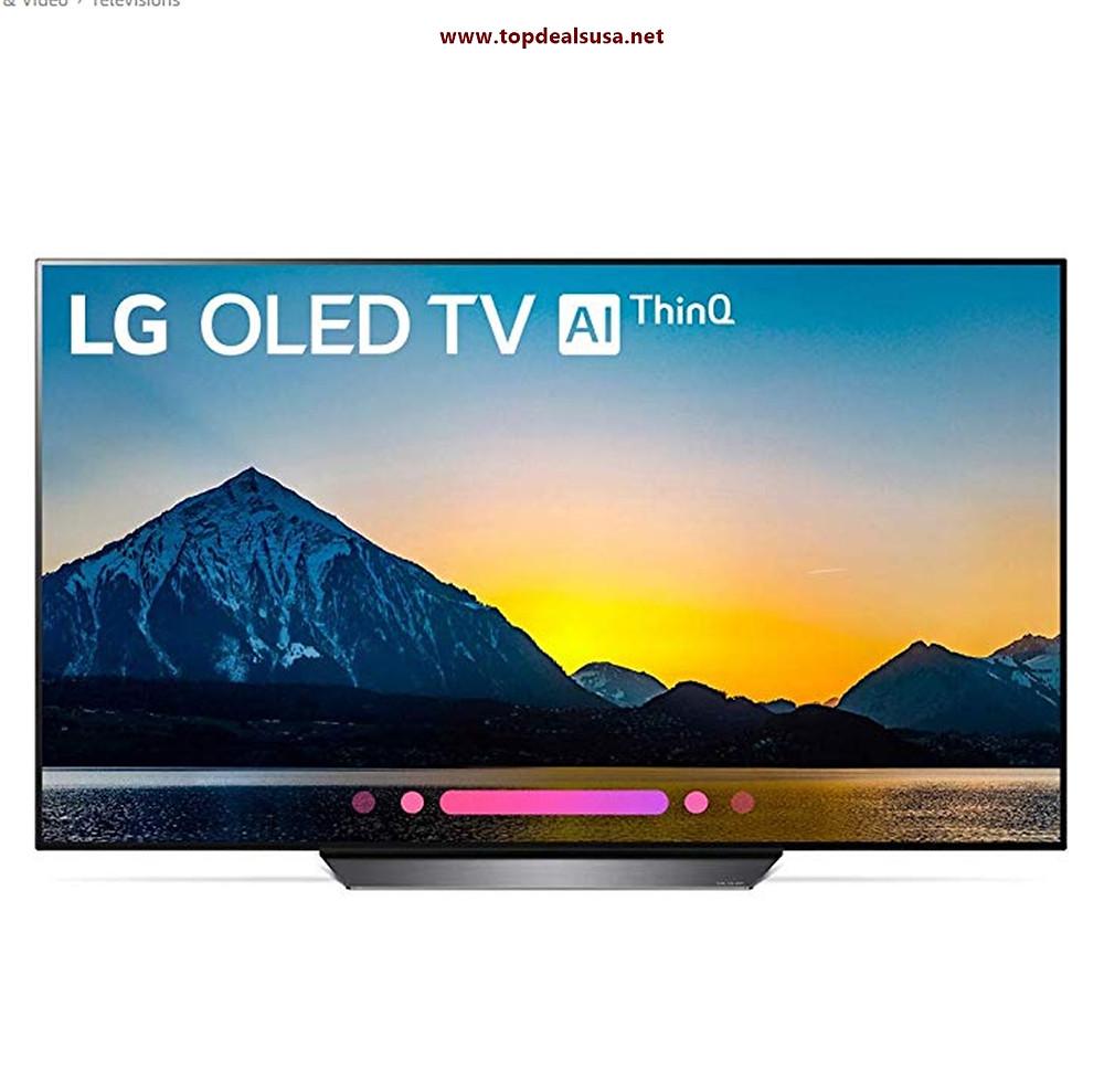 LG OLED65B8PUA 65B8 OLED 4K HDR AI Smart TV best buy